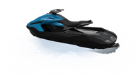 Orca Carbon fiber 180HP Blue 258KG